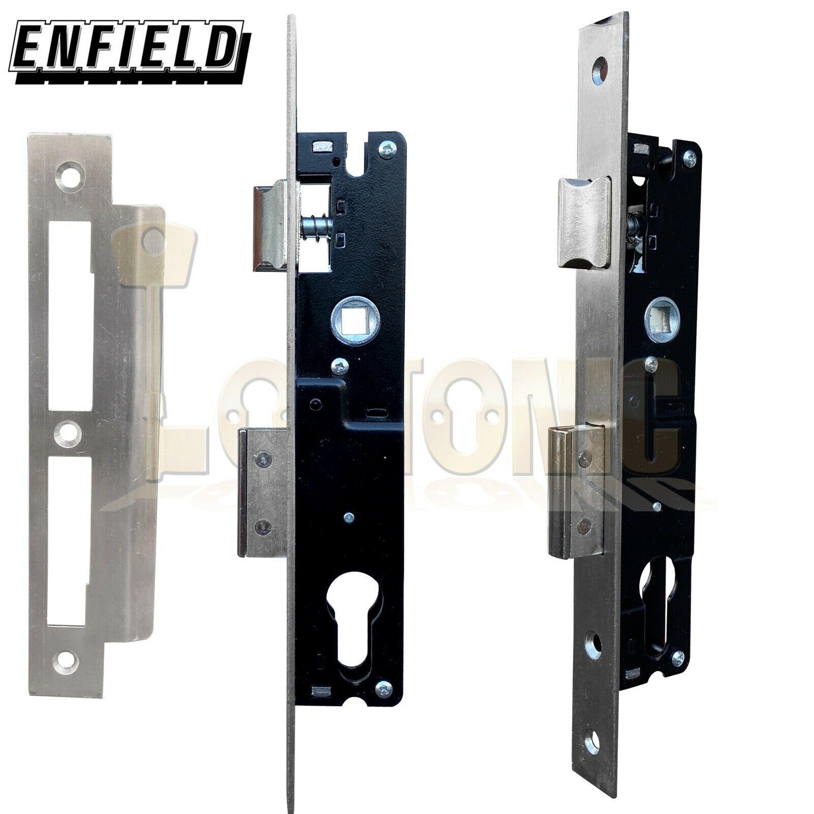 Enfield 20mm Backset Narrow Stile Shed Gate Garage Mortice Euro Sash lock case