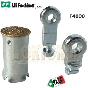 Facchinetti Heavy Duty Plug Ground Anchor Bolt Lock Unit Roller Shutter Shop 90m