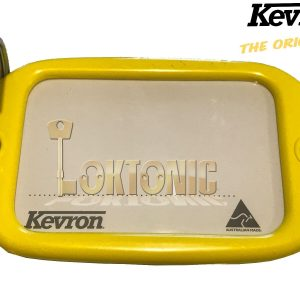 Kevron Pack10 Yellow Giant Hotel Key Tags Garage School Car Show Locker Shed