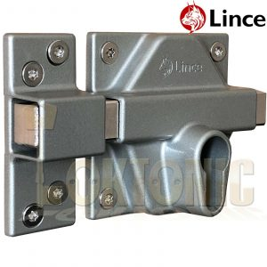 Lince High Security Heavy Duty Euro Gate Slide Rim Dead Bolt Lock Sheds Doors
