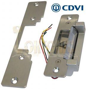 Ansi Electric Strike Release 12Vdc 24Vdc Fail Secure Fail Safe Rim Mortice Lock