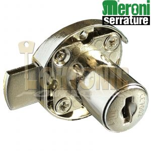Meroni ME2631 Deadlock Locker Mail Box Furniture Cabinet lock Drawer Cam Locks