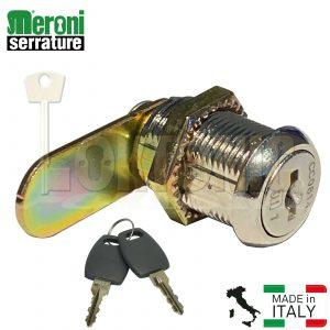 Meroni ME2651-25,mm Camlock Locker Lock Mail Box Furniture Lock Tool Post Box