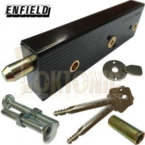 Enfield Federal Garage Door Locks Bolts R/H Or L/H Singles High Security MK5