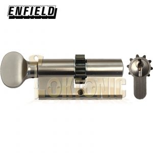 Enfield SK66CWC Euro 10 Cog Thumb Turn Cylinder 33-33mm To Suit Mul T lock