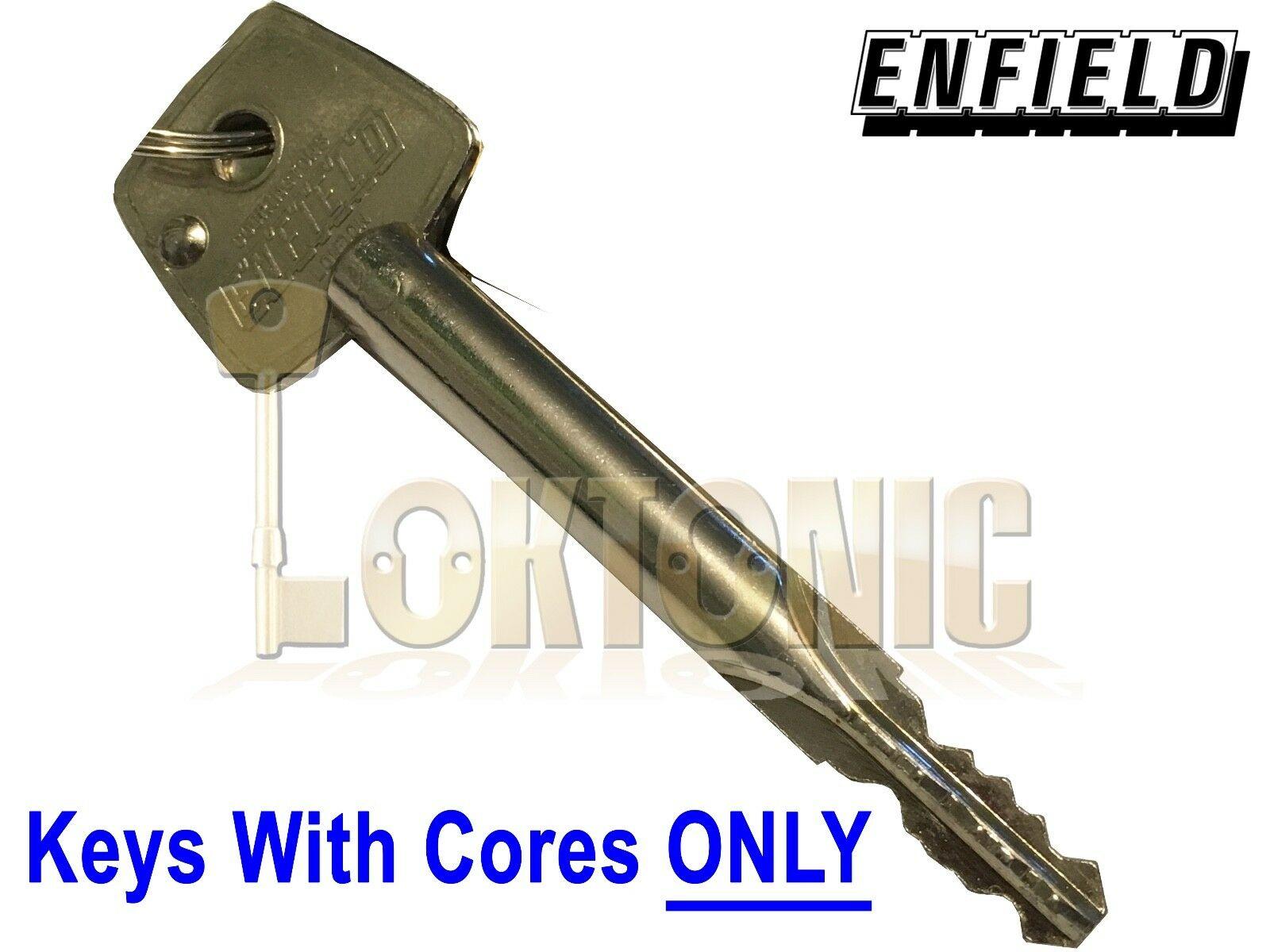 Enfield D613 Garage Door Locks Bolts Replacement Spare