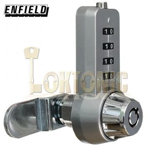 Enfield ABA 4 Digital Combination Cam lock Locker Mail Box Furniture Post Box