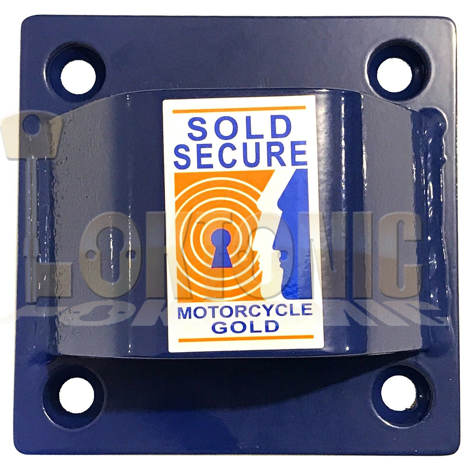 Sold Secure Gold Motorcycle Locks