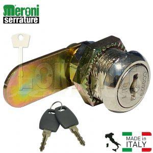 Meroni Cam lock Locker Lock Mail Box Furniture Tool Box Post Box Cash Box 20mm