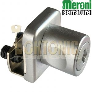 Meroni ME26G1 Glass Display Sliding Cabinet Camlocks For Single Doors