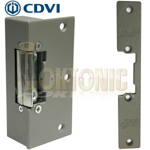 Electric Strike Release 12V-DC 24V-DC Fail Safe Door Rim Mortice Lock GAEIR