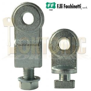 Facchinetti Heavy Duty Spare Plug Only For Ground Anchor Units Roller Shutter