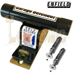 Enfield Up And Over Security Garage Door Defender Secure Quad Bikes Motorcycles