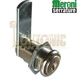Meroni ME2650 Small Camlock Filing Cabinet Office Furniture Drawer Locker Mail