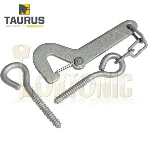 Safety Gate Hook And Eye Galvanised Wooden Farm Gates Field Fencing