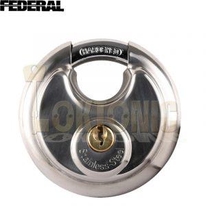 Federal High Security Shed Van Door Gate Lock Bracket Hasp Staple Padlock Combo