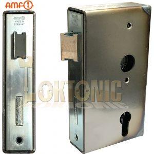 AMF 140U-40 Heavy Duty Stainless Steel Cased Gate Sash Lock Wrought Iron Gates
