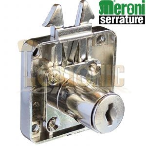 Meroni ME2659 Sliding Claw Bolt Cabinet Office Furniture Locker Cupboard Locks
