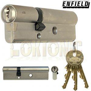 Enfield 6 PIN HX Contract Banham L111 Type Nightlatch Euro Double Cylinder Lock