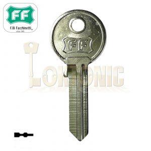 Facchinetti Genuine FKB2000 Key Blanks To Fit F2000 Centre Garage Door Locks