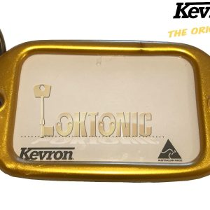 Kevron Pack10 Gold Large Hotel Key Tag Weddings Hen Nights Garage School Lockers